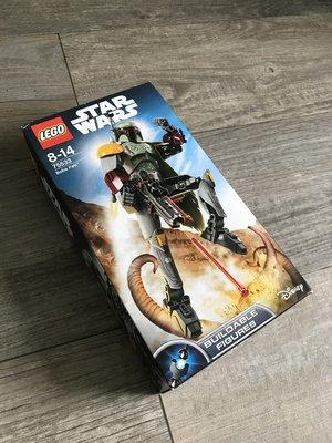 全新 Lego 樂高 75533 Boba Fett 賞金獵人 星球大戰 Starwars 系列