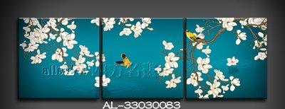 四方名畫:105X35CM 北歐 厚無框畫/含實木框 油畫布可訂製尺寸AL-33030083