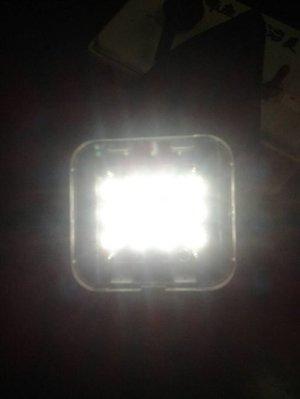 明耀汽車~FORESTER 森林人 LED 尾門燈 後廂燈 露營燈 專用線組