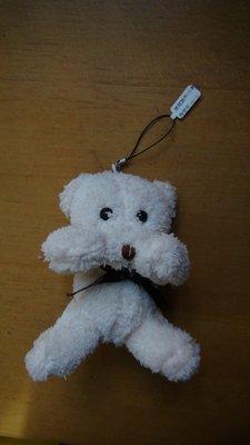 手部磁鐵設計可愛狗狗手機吊飾