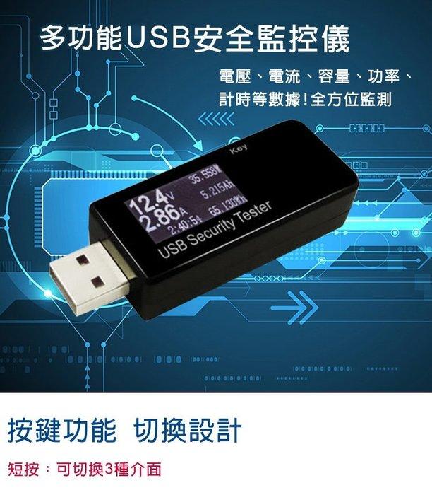 泳 現貨 電流測試 儀移動電源 現貨 QC2.0 3.0 USB電流 電壓容量 檢測試儀表 手機充電測儀器 測電流儀器