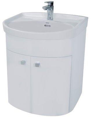 《☆台北三和淋浴拉門☆》TOTO-LW250CGU面盆專用烤漆浴櫃 (不含TOTO面盆) 網路價 NT$7200元