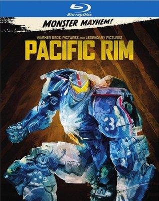 BD 全新美版【環太平洋】【Pacific Rim】Blu-ray 藍光