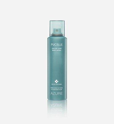 菲律賓Pucelle Eau de Luxe Body Spray Azure 蔚藍海岸 噴霧/1瓶/150ml