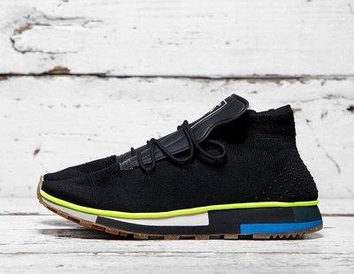 DONNA 美鞋代購~adidas Originals by Alexander Wang Run Mid 聯名款 黑色
