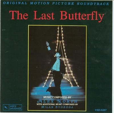 "[原聲帶]-""Last Butterfly""- Alex North(15),美版"