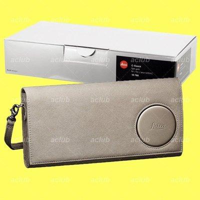 原裝正貨 - LEICA 徠卡 C-Clutch 相機手提包 皮包 淺金色 Camera Bag Handbag Light Gold 187887