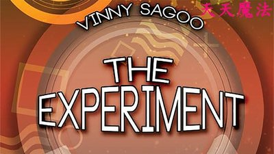 【天天魔法】【S604】正宗原廠~ESP實驗~The Experiment  by Vinny Sagoo