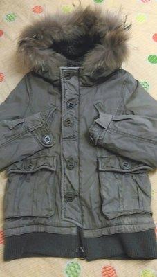 moussy舖綿外套
