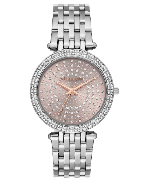 Coco小舖Michael Kors Darci Stainless Steel Bracelet Watch 39mm