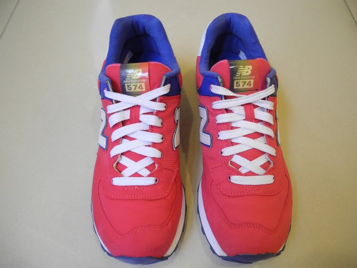 New Balance WL574APL 女鞋 復古運動鞋/慢跑鞋 25.5號 /8.5號 /40號 乾淨極新無汙損