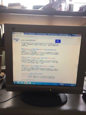 ViewSonic VE700 17吋螢幕 適合當監控用
