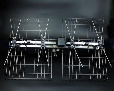 立馬供應 萬赫 NPE-4DXB-S 全不銹鋼天線 UHF 4D數位天線 反射波天線 不需插電 不生鏽 高畫質 免費頻道