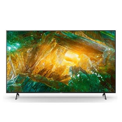 SONY美規 XBR-85X800H 85吋4K聯網液晶電視 (中文介面) 保固2年 另有KD-85X8000H