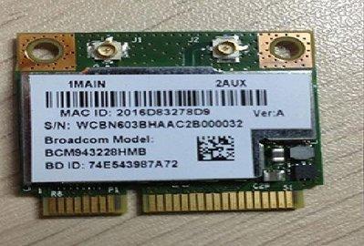 Broadcom BCM943228HMB T77H365.00 mini pci-e AR5B22 HP