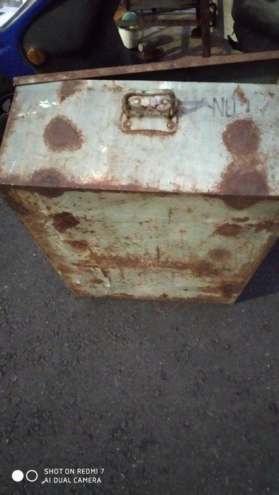 老重型,老日本,三菱鐵箱,老古早