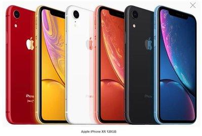 洪順達電訊設備旗艦店Apple iPhone XR 128GB