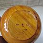 二手舖 NO.3136 檜木 喜諾奇 hinoki 木雕擺飾 聚寶盆 聞香瓶 重油 扎實 帶財