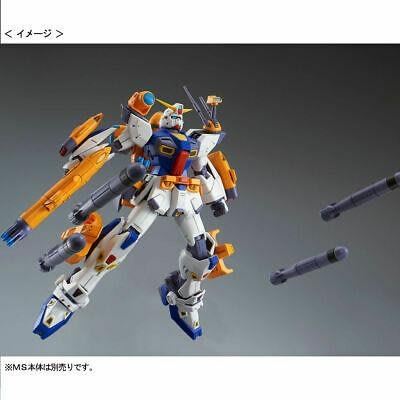 1/100 MG Mission Pack F-Type & M-Type for Gundam F90 MODEL