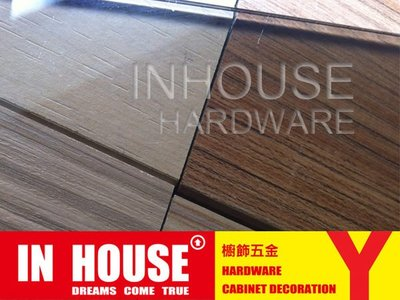 【IN HOUSE 五金夢想家】 5mm 強化茶玻 0.5cm玻璃門 桌墊 隔層板 木作裝潢 系統家具 GG5P