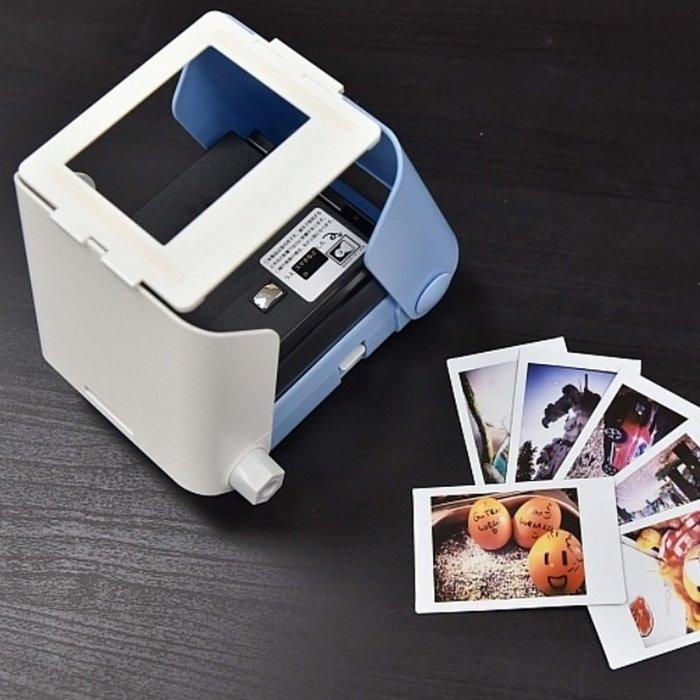 奇奇店-日本 Printoss 無需用電手機相片打印機 拍立得三秒打印 順豐包郵#更多規格 #多種用途
