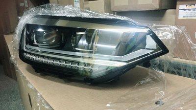 VW 2016年~2018年 TOURAN LED大燈 原廠件