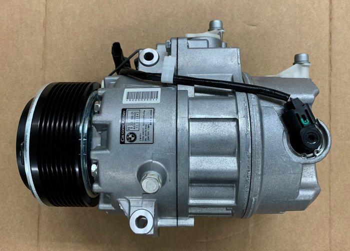 BMW X6 E71 F01、F02、730、740、750、760壓縮機-正廠零件,料號:64529205096RP
