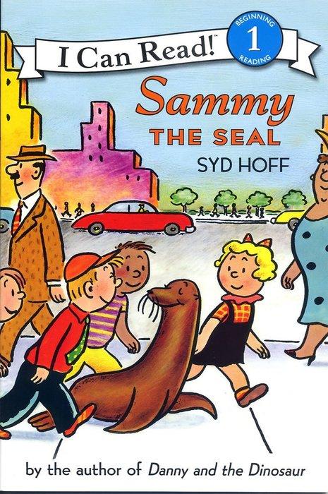 *小貝比的家*ICR: SAMMY THE SEAL/L1/平裝書+CD/ [汪培珽英文書單]/第一階/3~6歲