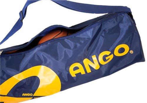 ◇ 羽球世家◇【球袋】ANGO 三入裝球袋(籃排足皆適用) 臺灣製更耐用!!特價390元
