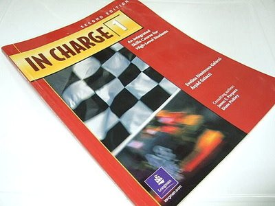 古集二手書K ~In Charge 1 (2/e) Dimitrova-Galaczi, Evelina 0130942642