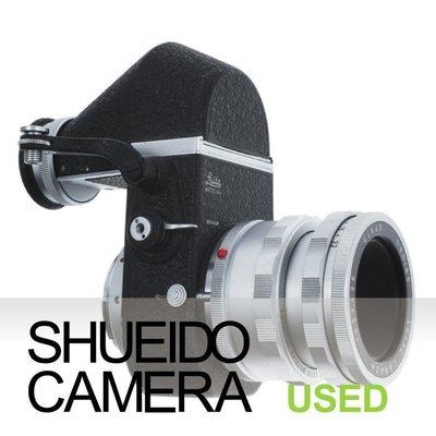 集英堂写真機【3個月保固】良上品 / LEICA 65mm F3.5 微距鏡 VISOFLEX II 觀景器 10035