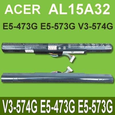 保三 ACER AL15A32 原廠電池E5-473 E5-573G ES-473G-519T E5-573G-54G6 台中市