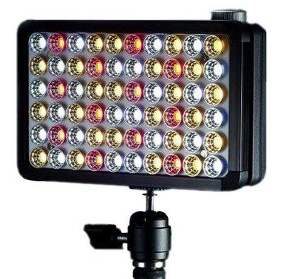 九晴天 租攝影燈,租LED~VISIO MINIMA 30 攝影燈 (2800K-6500K六色溫)