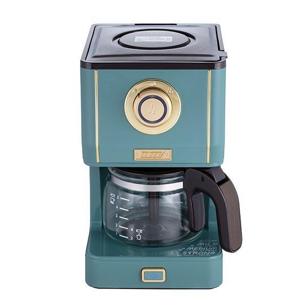 星巴克 日本Toffy Drip Coffee Maker 咖啡機板岩綠 /TOFFY板岩綠咖啡機 starbucks