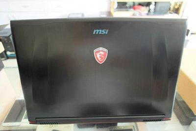 MSI GE72 6QE  i7-6700HQ 16G M.2 SSD250G+1T GTX 965M 台中市