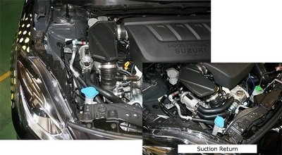 =1號倉庫= HKS SQV 4 全新 四代 Suzuki Swift 1.4T Turbo 專用 洩壓閥