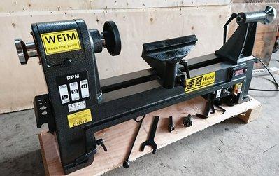 ※達哥木工車床※【WE-050-ED型.達哥精製電子無段變速木工車床.全配套裝+4吋四爪32800元,】