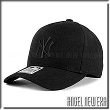 【ANGEL NEW ERA 】 MLB Old Fashioned Cap NY  紐約 洋基 黑 卡車司機帽 五片帽