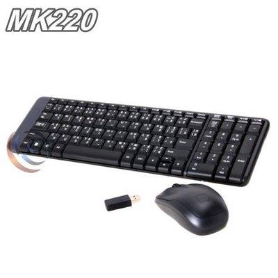 「Sorry」Logitech 羅技 MK220 - 迷你鍵盤 無線鍵鼠組 (含接收器)