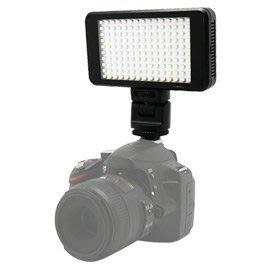 ROWA JAPAN 輕巧型內建鋰電池150顆LED攝影燈補光燈LED-VL011