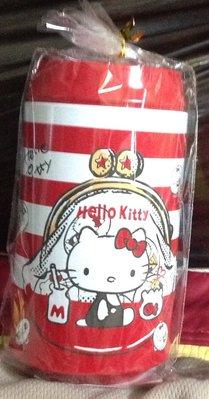全新kitty汽水罐存錢筒