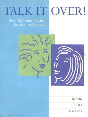 Talk It Over!Oral Communication for the Real World 《Level 2》