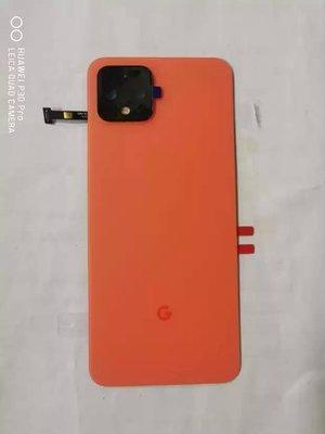 Google Pixel 4 /Pixel 4 XL玻璃背蓋 電池後蓋 全新原廠背蓋 後蓋 pixel4背板玻璃破裂維修