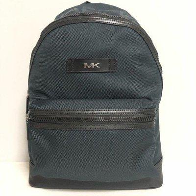 MICHAEL KORS MK 背包尼龍布料電腦雙肩後背包