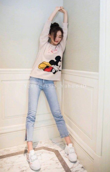 【連線】限量 Gucci Disney  wool jumper 上衣  ( 免運) 歐洲連線