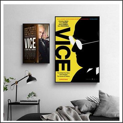 日本製畫布 電影海報 為副不仁 vice 掛畫 嵌框畫 @Movie PoP 賣場多款海報~