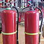 (整新品) 中古滅火器20型乾粉滅火器ABC20P 二手滅火器附貼紙.掛鉤消防署認証 已檢測.灌氣.換藥