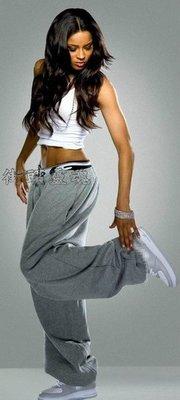 美國版型 嘻哈女版 雜誌款  素面 運動 休閒 風格 潮流 HipHop nba 街舞 棉褲 棉長褲 滑板 NIKE