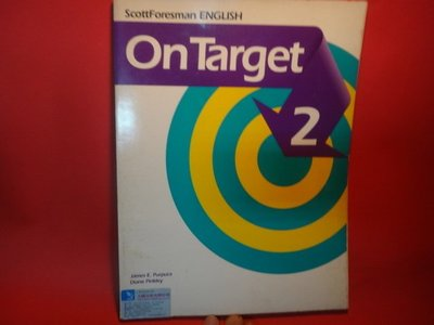 【愛悅二手書坊 20-12】On Target 2