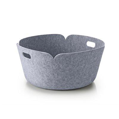 Luxury Life【正品】Muuto Restore Round Basket 回收 / 收回 收納置物籃 圓形造型